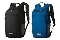 Backpack photography Lowepro Photo Hatchback 150 AW II reflex + 2 lenses+