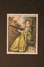 Timbre - FRANCE - Tableau de WATTEAU - 1973 - neuf ** - n° 1765