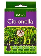 Encens Citronnelle en cônes - Anti-moustiques et insectes - 100 % naturel