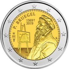 Vorverkauf  2 Euro GM Belgien 2019 Pieter Bruegel