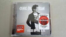 One Direction 1D Made In The AM CD Louis Tomlinson Limited Target Cover
