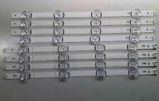 "LG 42LB550V 42LB5800  42LB561V  42LF580V LED strips LG INNOTEK DRT 3.0 42"" NUOVE"