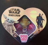 Star Wars Mandalorian Candy The Child Baby Yoda Pop Ups Lollipop holder