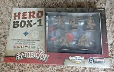 Zombicide Black Plague Hero Box 1 - NEW SEALED