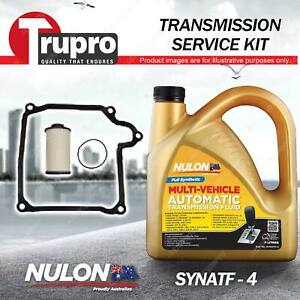 SYNATF Transmission Oil + Filter Service Kit for VW Golf V VI VII Passat B6