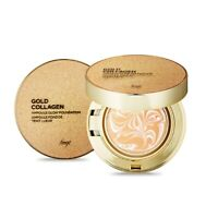 THE FACE SHOP Gold Collagen Ampoule Glow Foundation 10g SPF50+/PA+++