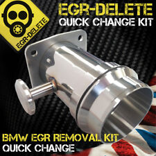 BMW EGR Supprimer E46 330D E60 530D E65 E83 Removal Kit Bypass pas plaque d'obturation