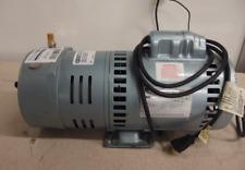 GAST 1023-V131Q-SG608X Vacuum Pump, 3/4 HP