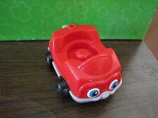 Fisher Price Little People Red car replacement garage airport city village town