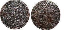 LORRAINE - CHARLES III LE GRAND DUC  Bureau des Comptes 1583