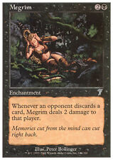 Emicrania - Megrim MTG MAGIC 7E Eng