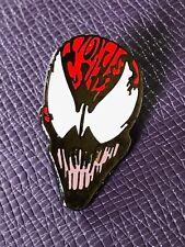 Vintage Marvel Planet Studios CARNAGE PIN 1993 Cloisonne RARE Head Face Lapel
