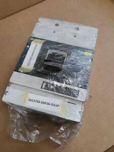 SIEMENS 3VL5750-3AP36-0AAP Leistungsschalter 500A circuit breaker