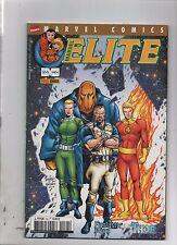 ELITE n°4 - MARVEL France Panini Comics - décembre 2002.  Thor, Fantastic Four