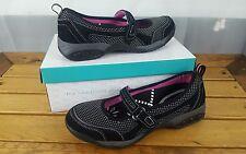 Therafit Mary Jane Black Womens Mary Jane Size 7M ADA Shoes