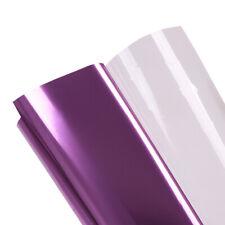 21x29.7cm Purple Heat Transfer Vinyl (HTV) Iron on T-shirts Vinyl Paper Sheet