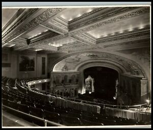 Play Entrance Vaudeville Theater ORIG 1920s ANGELUS STUDIO ORIG Photo 525