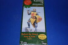 Andrea Miniatures S11-F02 - Robert The Bruce King of Scots  scala 70mm