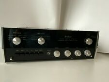 More details for mcintosh c26 vintage preamplifier and manuals