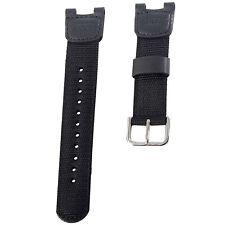 For SGW-100 SGW100 Men's Quartz Digital Watch Nylon Canvas Band Strap Bracelet