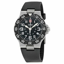 Victorinox Swiss Army Men's Quartz Watch Summit XLT  BLACK 241343 NEW