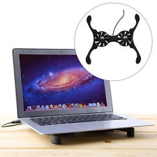"USB Port Mini Octopus Notebook Fan Cooler Cooling Pad For 7""-15"" Laptop PYU"
