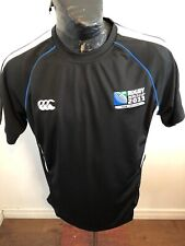 Mens Large Canterbury Rugby Jersey Rugby World Cup 2011 New Zealand