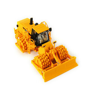 C-COOL 80016 1/64 Soil Compactor Alloy ABS Dicacast Engineering Vehicle Toy