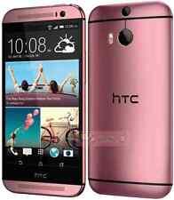 HTC One M8x One M8x 16GB Pink 4G LTE 5MP SEALED AU WARRANTY Phone