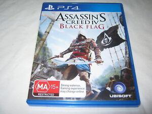 Assassin's Creed IV - Black Flag - Blu-Ray - Region B