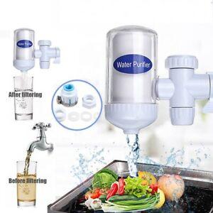 Hi-Tech Ceramic Permanent Cartridge Tap Faucet system Water Filter Purifier