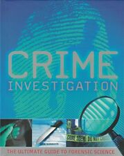 CRIME INVESTIGATION - FORENSIC SCIENCE  **VERY GOOD COPY**