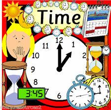 Tempo ****** matematica risorse di insegnamento KS1 e KS2 insegnante giochi di visualizzazione della risorsa