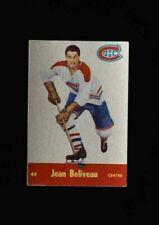JEAN BELIVEAU PARKHURST #44 1955-56 / MONTREAL CANADIENS