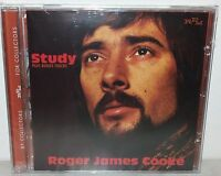 CD ROGER JAMES COOKE - STUDY - EXPANDED EDITION - 9 BONUS TRACKS - NUOVO NEW
