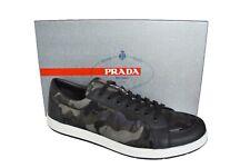 New Authentic PRADA Mens Shoes Sz US10 EU43 UK9 4E2939