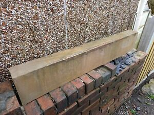 SOLID STONE CILLS/LINTELS ORIGINAL IN 1930'S HOUSE BUILD. GOOD CONDITION