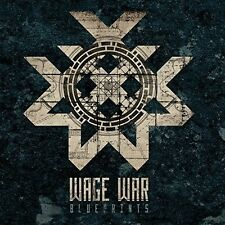 Blueprints - Wage War (2015, CD NIEUW)