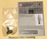 Axis & Allies Miniatures Reserves Azad Hind Fauj Infantrymen #39/45 NEW A&A