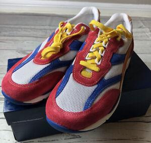 SAS Tour Mesh Red-Multi Walking Tripad Comfort Sneakers Women's Shoes Size 10 M