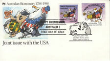 Historical Events 1 United States Stamps