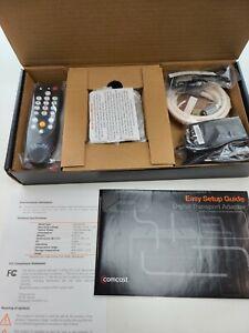 New Unused Comcast Digital Transport Adapter Self-Installation Kit DCI105COM1