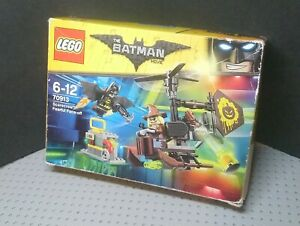 Lego Set 70913 Batman: Scarecrow Fearful Face-off, Complete + Manual + Box