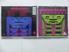 CD Album Return of the BRECKER BROTHERS  GRP 96842