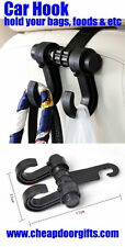 car hook to hold your shopping bags, foods and etc $10 for 2 qty