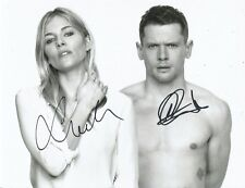 Jack O'Connell/Sienna Miller Signed Cat On A Hot Tin Roof 10x8 Photo AFTAL