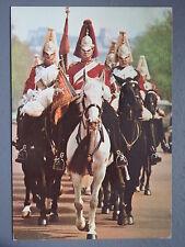 R&L Postcard: Horse Guards, Blues & Royals London, Charles Skilton