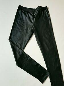 Women's leggings  black color size M BNWOT