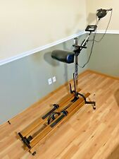 NORDICTRACK/NORDIC TRACK PRO SKI MACHINE/CROSS-COUNTRY TRAINING HOME WORKOUT