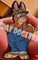 Fantasy Disney Pin - Zootopia - Stu Hopps LE100 + Sticker